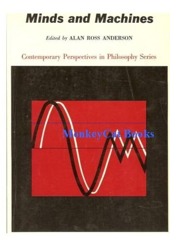 Minds and Machines: Alan Ross Anderson