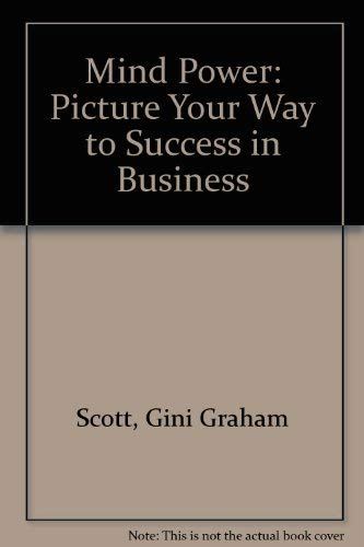 9780135835197: Mind Power: Picture Your Way to Success in Business