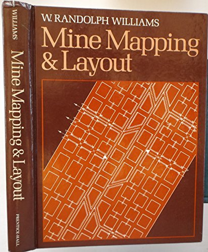 9780135836170: Mine Mapping and Layout