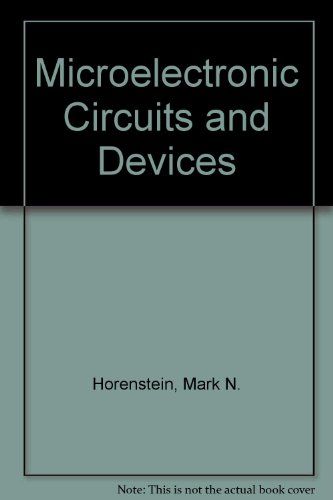 9780135846735: Microelectronic Circuits and Devices