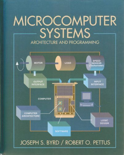 9780135849705: Microcomputer Systems: Architecture and Programming
