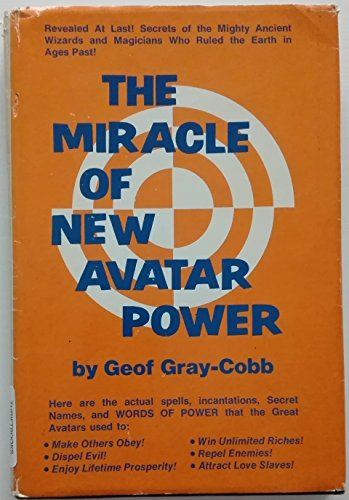 9780135853726: Miracle of New Avatar Power
