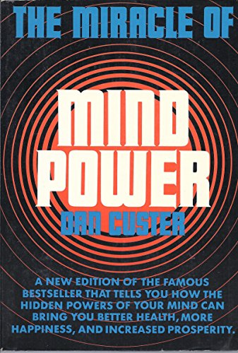 9780135854143: Miracle of Mind Power