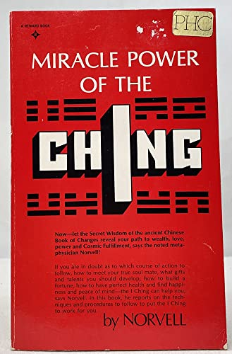 9780135855218: Miracle Power of the I Ching
