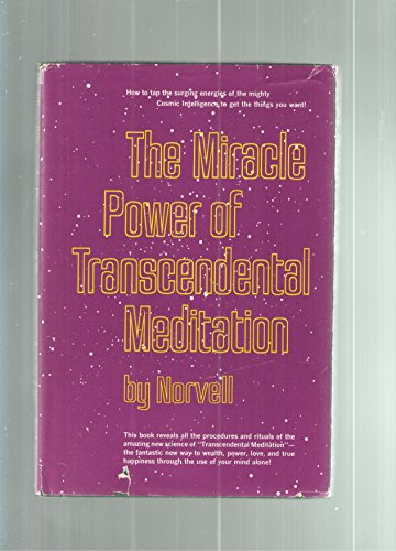 9780135857113: The Miracle Power of Transcendental Meditation