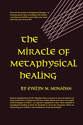 9780135857786: Miracle of Metaphysical Healing (Reward books)