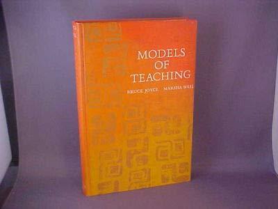 9780135860656: Models of Teaching