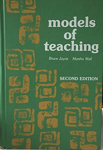 9780135861646: Models of teaching