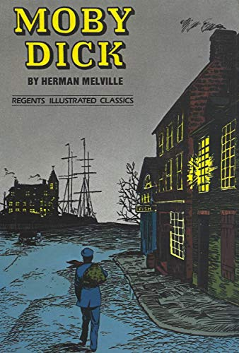 9780135862728: Moby Dick: Regents Illustrated Classics