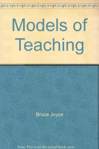 9780135863893: Models Of Teaching
