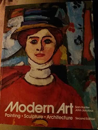 Modern Art: Painting- Sculpture- Architecture: Hunter Sam