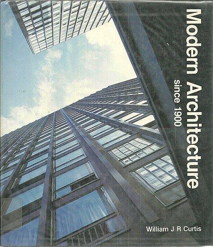 9780135866771: Modern Architecture Since 1900