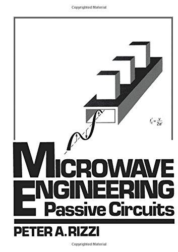 9780135867020: Microwave Engineering: Passive Circuits