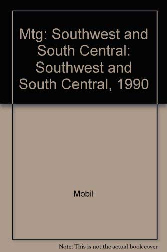 9780135871300: Mobil Travel Guide, 1990: Southwest and South Central/Arkansas, Colorado, Kansas, Louisiana, Missouri, New Mexico, Oklahoma, Texas (Mobil Travel Guide: Southwest)