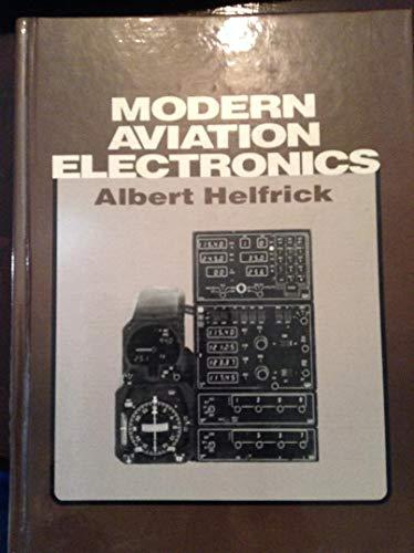 9780135877661: Modern Aviation Electronics