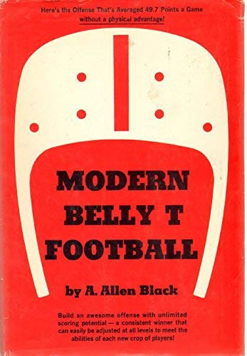 9780135879726: Modern Belly T Football