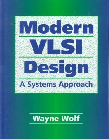 9780135883778: Modern Vlsi Design: A Systems Approach
