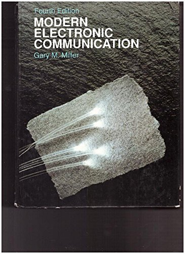 9780135892015: Modern Electronic Communication