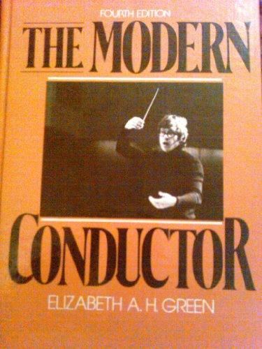 9780135901830: Modern Conductor