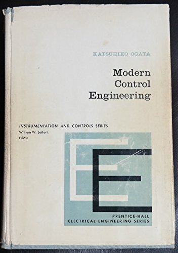 9780135902325: Modern Control Engineering (Electrical Engineering)
