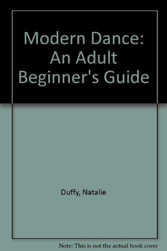 9780135909270: Modern Dance: An Adult Beginner's Guide