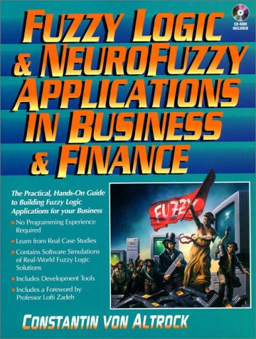 9780135915127: Fuzzy Logic and NeuroFuzzy Applications in Business and Finance