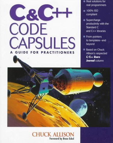 9780135917855: C & C++ Code Capsules: A Guide for Practitioners
