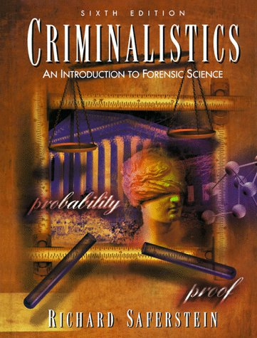 9780135929407: Criminalistics: Introduction to Forensics