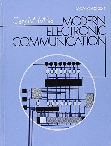 9780135931523: Modern Electronic Communication