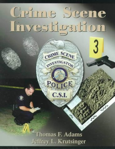 9780135934272: Crime Scene Investigation