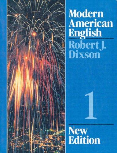 9780135939147: Modern American English Series 1, New Edition