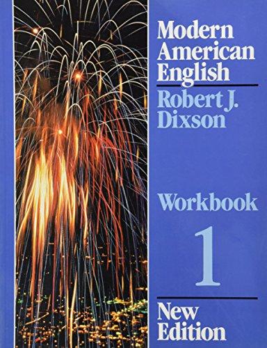 9780135939307: Modern American English: Workbook Level 1