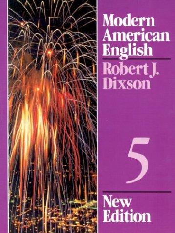 9780135941102: Modern American English Level 5
