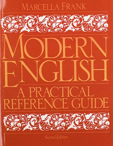 9780135943182: modern english: a practical reference guide.