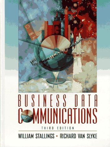 9780135945810: Business Data Communications