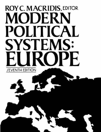 9780135953563: Modern Political Systems: Europe (7th Edition)