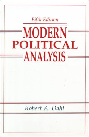 9780135954065: Modern Political Analysis (Prentice-Hall foundations of modern political science series)