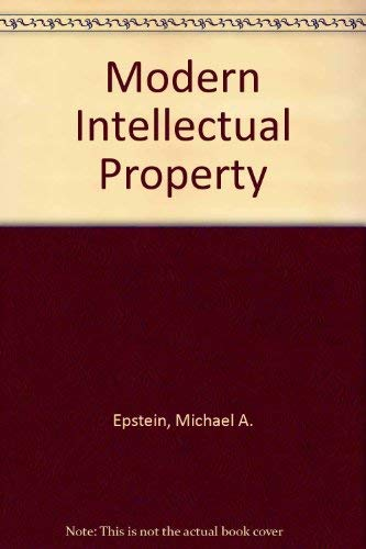 9780135960653: Modern Intellectual Property