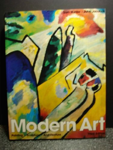 9780135960738: Modern Art: Painting, Sculpture, Architecture Third Edition