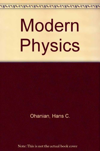 9780135961490: Modern Physics