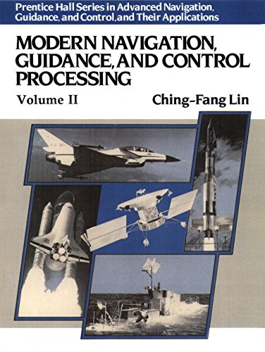 9780135962305: Modern Navigation, Guidance, And Control Processing