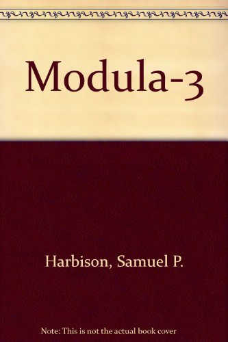 9780135964040: Modula-3