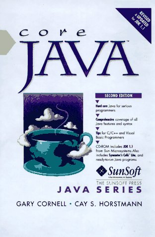 9780135968918: Core Java (SunSoft Press Java)