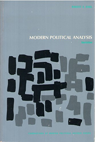 9780135969816: Modern Political Analysis (Prentice-Hall foundations of modern political science series)