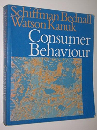 9780135970065: Consumer Behaviour