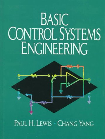 9780135974360: Basic Control Systems Engineering