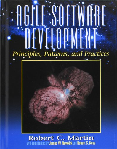 9780135974445: Agile Software Development: Principles, Patterns, and Practices