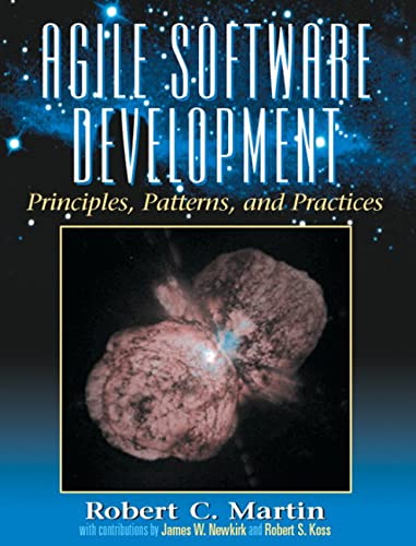 9780135974445: Agile Software Development, Principles, Patterns, and Practices