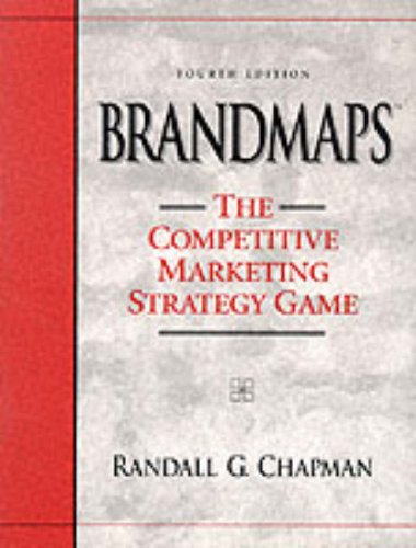9780135974513: Brandmaps: Competitive Marketing Strategy Game