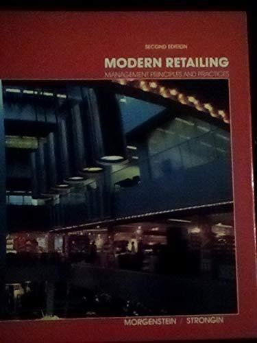 9780135974773: Modern Retailing